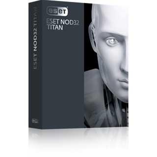 Купить ESET NOD32 TITAN