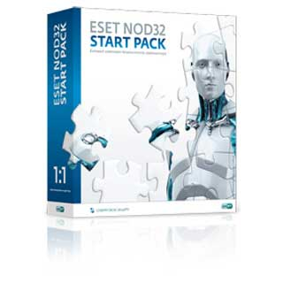 Купить ESET NOD32 Start Pack