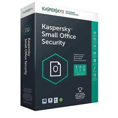 Купить Kaspersky Small Office Security