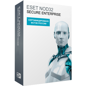 Купить ESET NOD32 Secure Enterprise