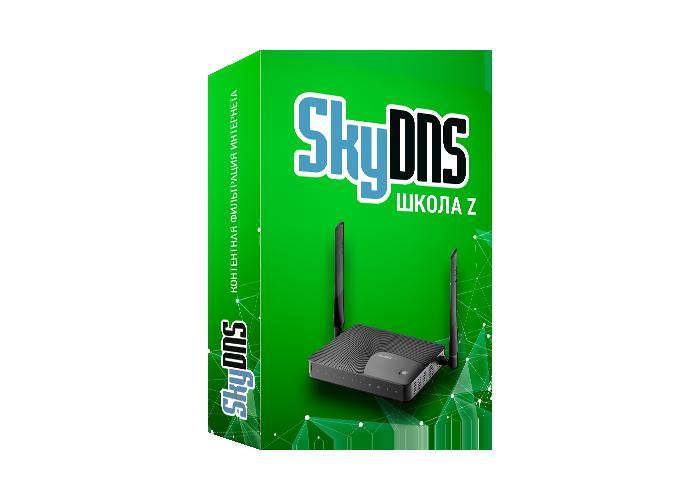 Купить SkyDNS Школа Z
